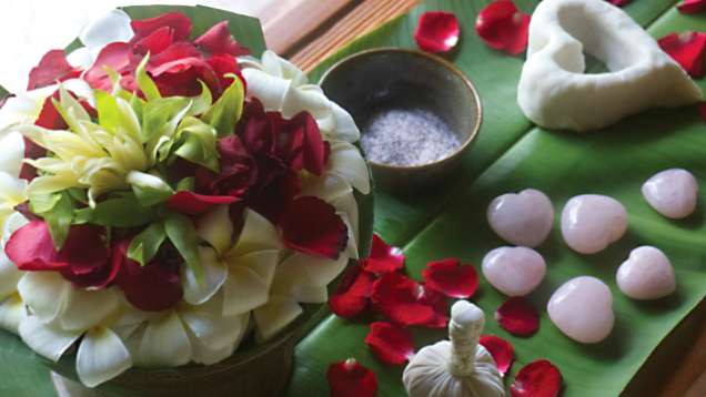 Body Wrap Treatments in the Spa at Four Seasons Resort Bali at Sayan