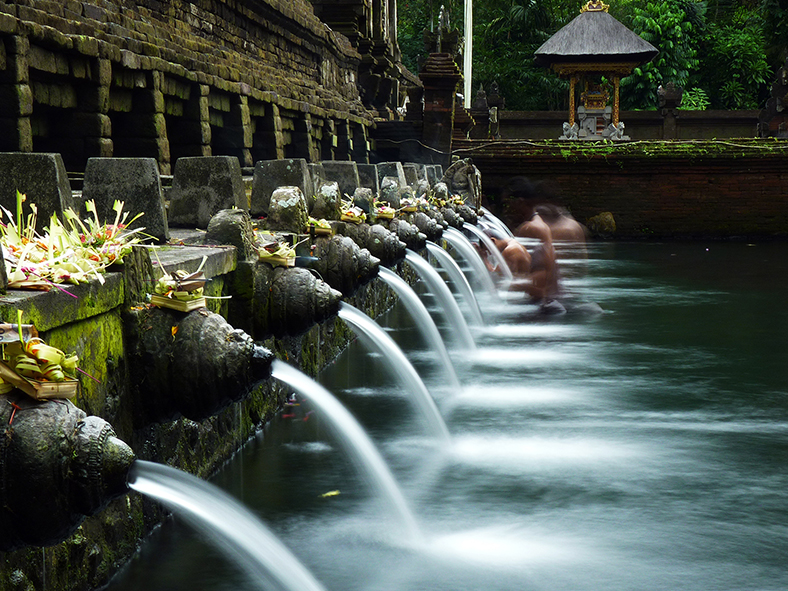 Experience a soul-cleansing ritual in Bali