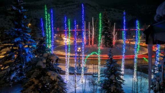 Top 10  Reasons to Spend the Festive Seasons in Vail""