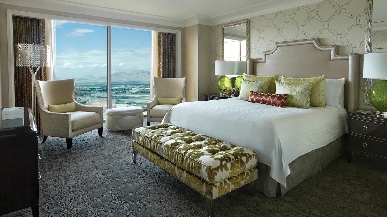 One Bedroom Suites Las Vegas One Bedroom Accessible Suite Four Seasons Hotel Las Vegas