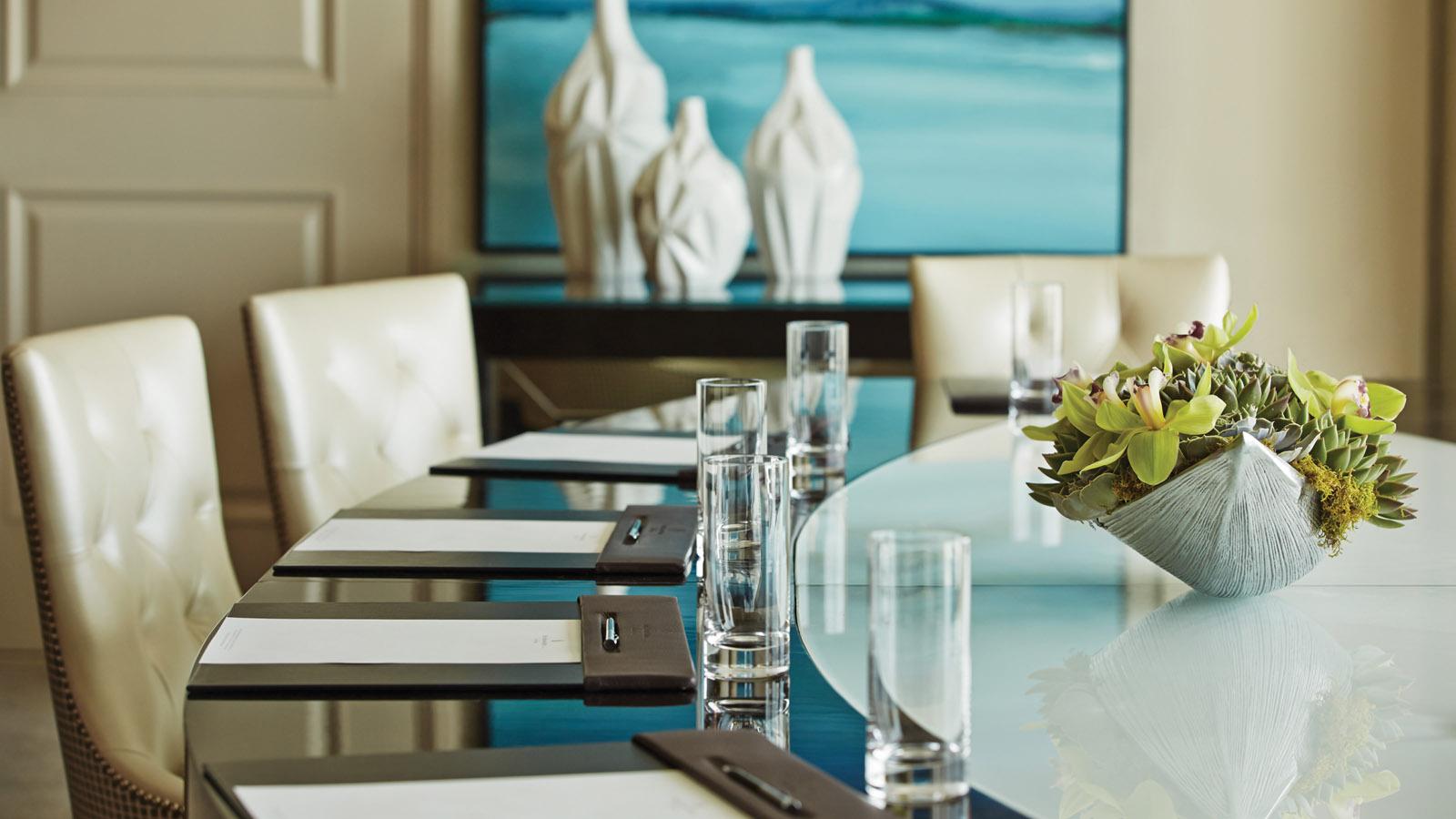 Four Seasons Las Vegas Floor Plan: Sierra Boardroom