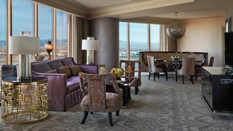 Sunrise/Sunset Suite & Sunrise/Sunset Suite   Suites in Las Vegas   Four Seasons Hotel