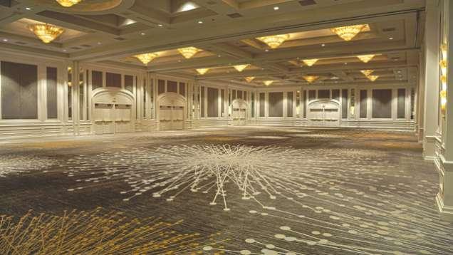 Four Seasons Las Vegas Floor Plan: Four Seasons Ballroom