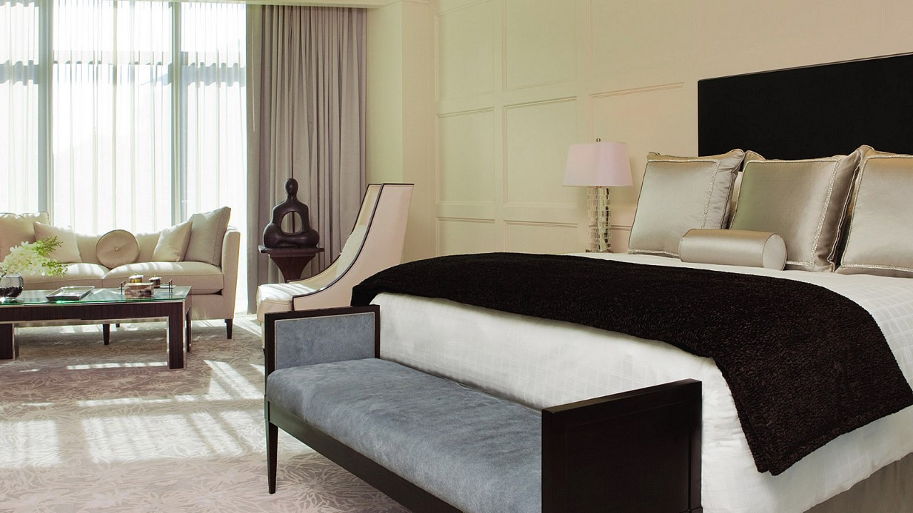 georgetown luxury hotel suite | royal suite at four seasons hotel