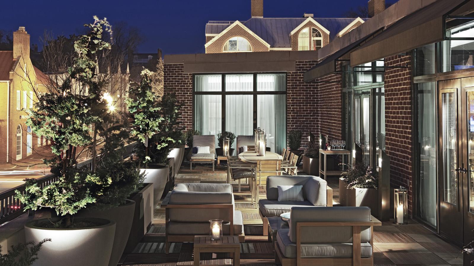 Royal suite at four seasons hotel washington dc redefines luxury
