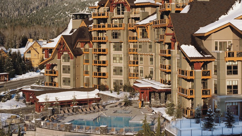 Four Seasons Resort & Residences, Whistler