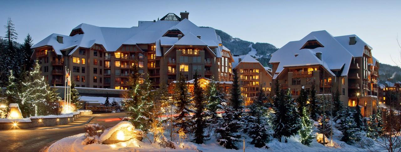 Best Spa Whistler Village