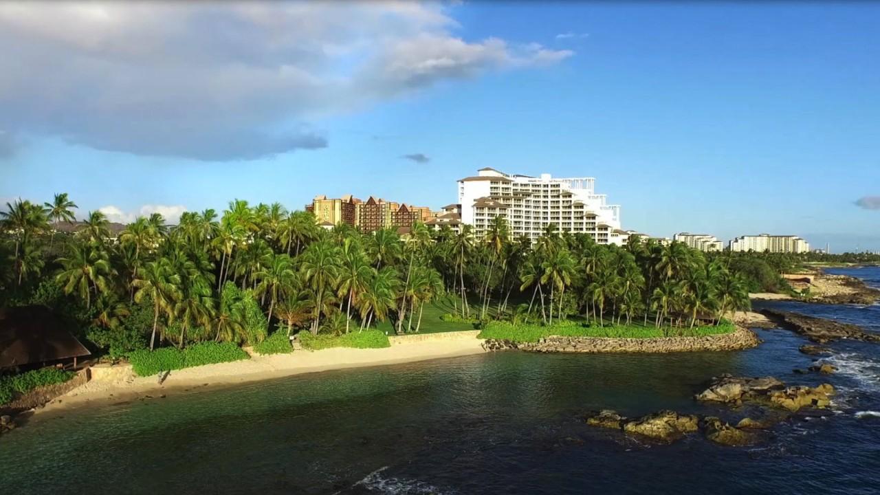コオリナのホテル オアフ島のラグジュアリーホテル four seasons
