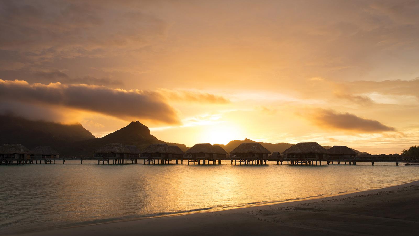 Bora Bora Vacation Resort 5 Star Four Seasons Resort Bora Bora