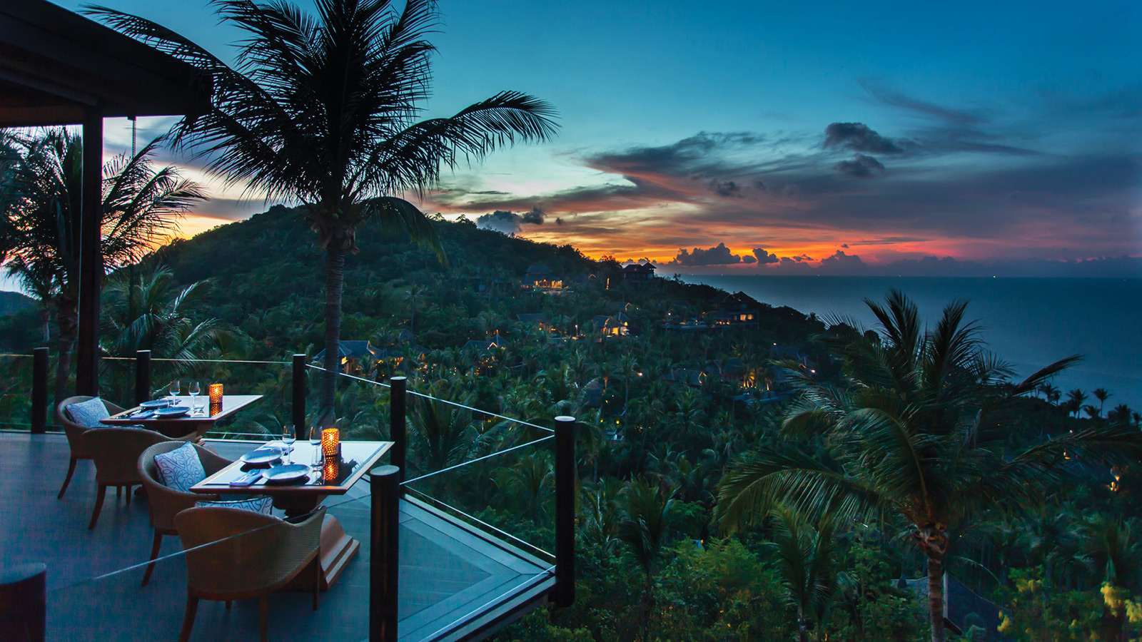 Koh samui resorts thailand luxury resort four seasons for Luxury resorts