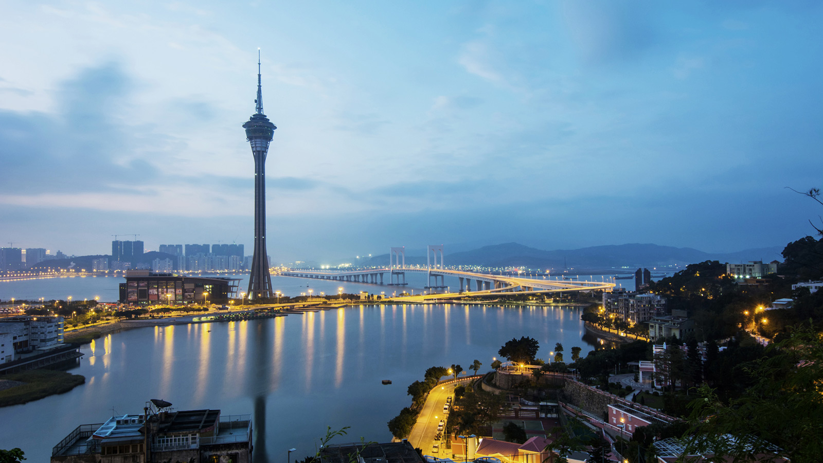 Macau Hotel | Macau Luxury Hotels