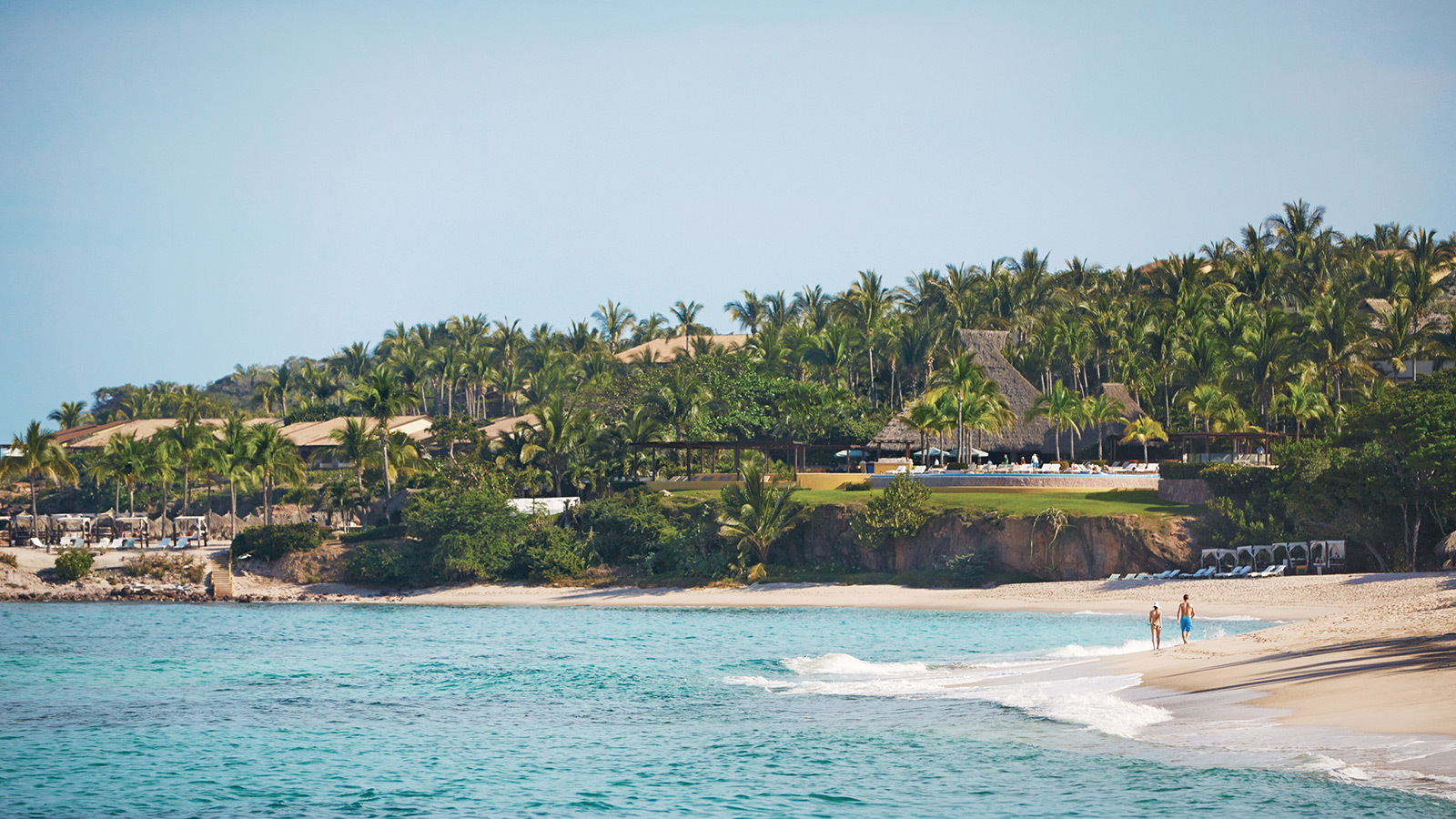 Punta Mita Hotel | Luxury Resort in Mexico | Four Seasons ...
