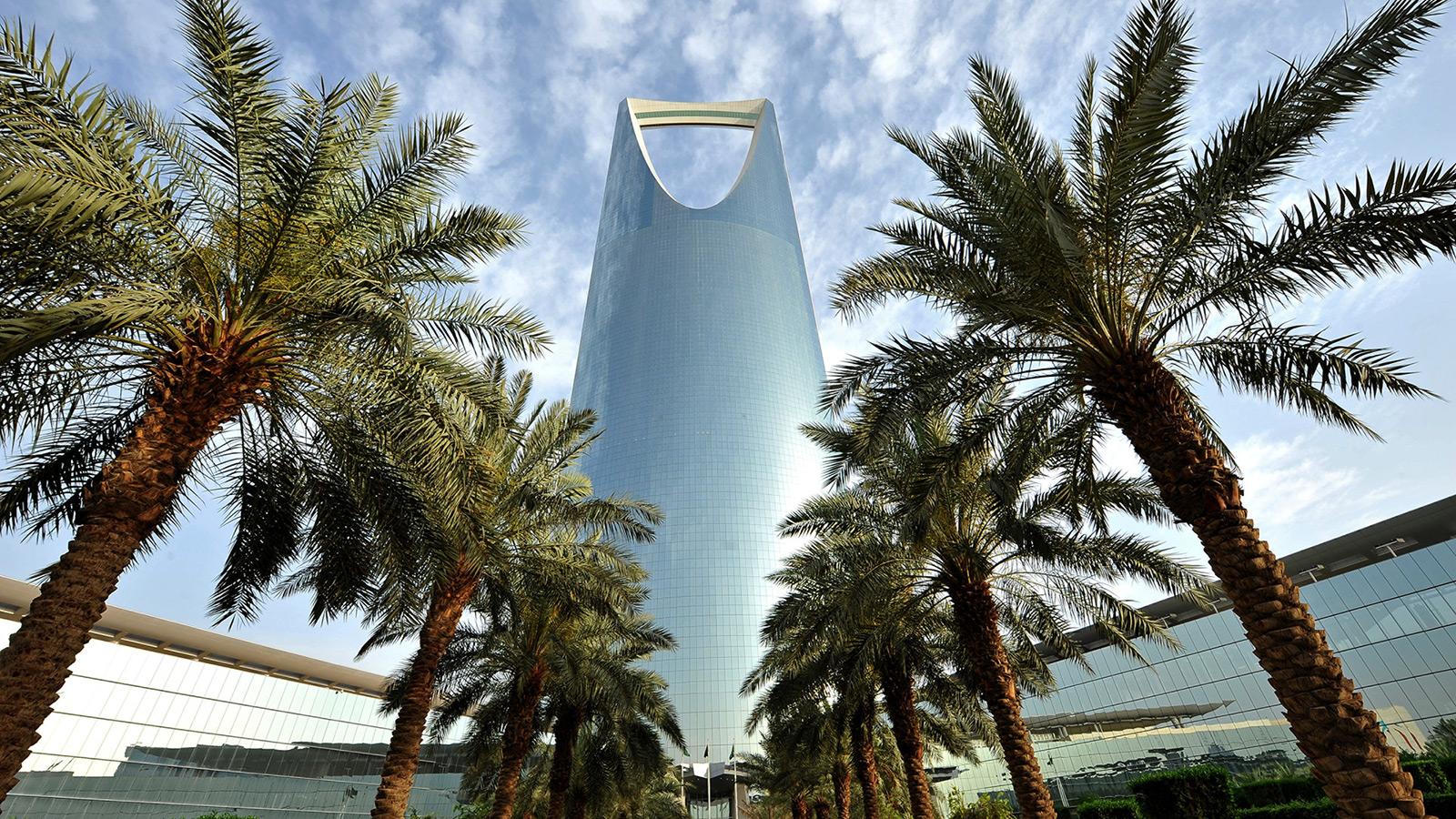 hotel in riyadh kingdom tower four seasons at kingdom