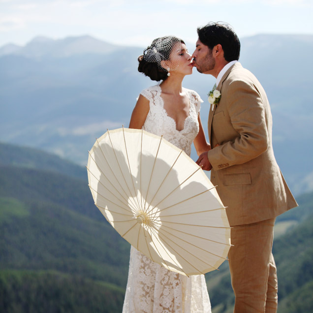 A Summer Wedding in Vail