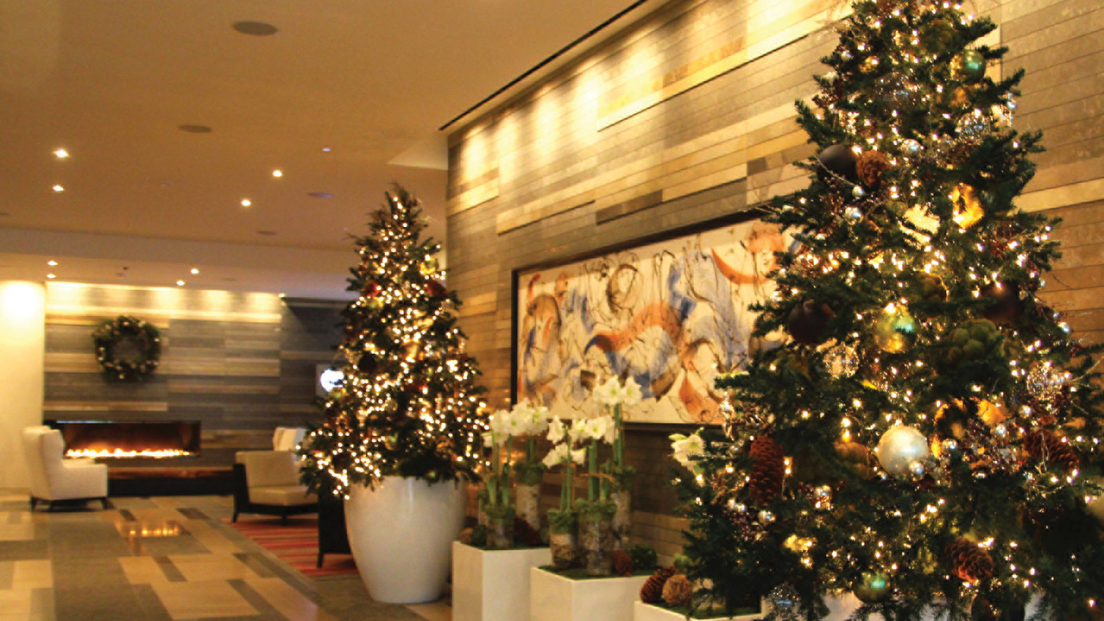 Ten reasons to visit four seasons hotel seattle this for 4 season decoration